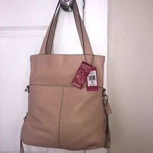 Vince Camuto NWT Foldover Tote